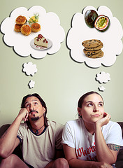 Foods can beckon you to eat them, use the belly wisdom to guide you with your eating and make all foods legal in your mind, soon they will stop calling your name!